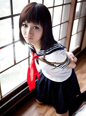 Asian Uniform Pics