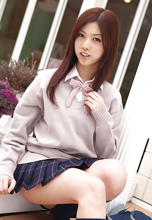 Asian Uniform Pics